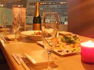 \\秋葉原駅スグ目の前// オシャレすぎる!?イタリアンバル&Dining♪*短時間でもしっかり稼げる高時給!