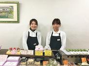 美観地区で人気の練物・菓子類などの販売★ お客さんは、観光客の方も多い老舗の店舗♪ ゆったり・落ち着いてお仕事できる環境♪