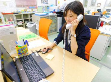 1日3.5hの短時間勤務も可能★ 「授業後のお仕事として」「副業として」など、 どなたにとっても働きやすい環境です♪