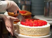 ≪未経験スタートOK!≫ ケーキのデコレーションやパンの製造をお願いします◎ お仕事は希望と適性を考慮して決定します。