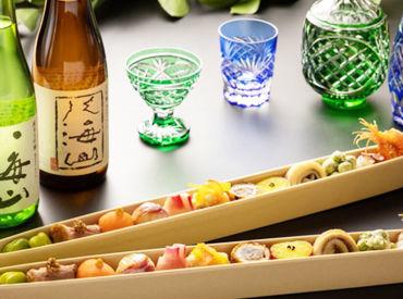 日本料理のレストランでお仕事◎ ステキなホテルがバイト先♪ そんな憧れの生活始めてみませんか??