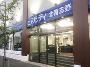 ≪郊外型の店舗です≫1Fは鍵盤ショップ、2Fはレッスンルームと音楽ホールがあります♪