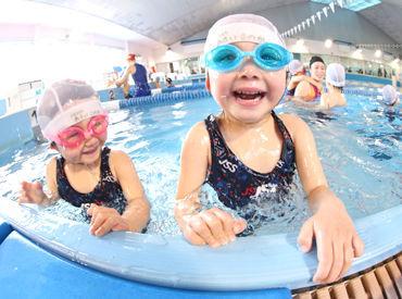 学生・主婦(夫)さん歓迎▼▼ スポーツが好き・人に教えるのが好き・水泳をしていた…など、始めるキッカケはなんでもOKです♪