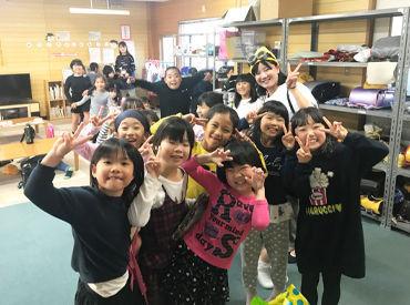 現場責任者がいるので、安心の学童保育所です!