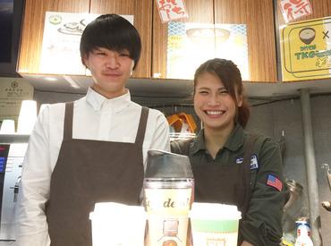 【カフェ店長候補】キャリアUPを目指したい!カフェ勤務・経営の経験を活かしたい!/そんな方お待ちしています◎\★未経験スタートも歓迎!★