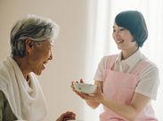 """障害者や高齢者を支援するのはやりがいのある仕事ばかり♪""""人""""と向き合って働いていきたい方、大歓迎◎※画像はイメージ"""
