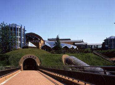 勤務先は、ふなばしアンデルセン公園子ども美術館! ワークショップなどの運営補助・制作補助をお願いします!