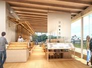 金沢を代表する金沢城内のCafe★ アンテナショップとして、石川の良さを伝えていきましょう♪
