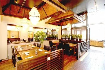 【キッチン】\大崎駅直結★/まるで東南アジアに来たようなモダンエスニックな店内。:+*美味しいベトナム料理が作れるようになります◎