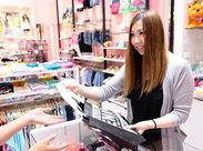 子供用衣類・雑貨の【JENNI】☆*. 勤務時間・シフトは調整します! 気軽にお問い合わせください♪