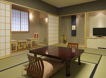 """京都らしさ×モダンな雰囲気が融合した、風情ある佇まい◎ 日本文化を身近に感じられる""""旅館バイト""""、はじめませんか♪"""