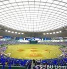 勤務地は「メットライフドーム」と「ZOZOマリンスタジアム」の2つ★駅チカ♪野球のルールは知らなくても大丈夫です◎