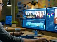 『Final Cut Pro』が使えればOK◎ブライダル仕様の編集方法などはお教えするので、業界未経験の方でも大丈夫です!