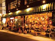 ◆駅近・好立地◆ ヨーロッパの移民街を思わせる異国情緒ある賑やかなお店。仙台駅から徒歩2分。 <系列店も同時募集!>