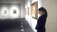 美術館での≪レアバイト≫始めは先輩スタッフがしっかりサポート。未経験の方も安心してご応募ください◎