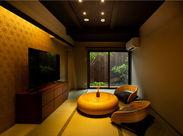 ☆大人気!ゲストハウスの清掃☆ 明るい職場で楽しく働こう♪ 京都市内の施設を担当していただきます◎