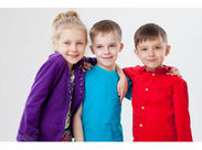 アメリカ発の有名ブランド*見ているだけで愛しさが溢れる子ども服の販売をお任せ!