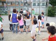 <職場の雰囲気> 子ども達の明るい笑顔と元気な声が飛び交う楽しい職場です♪ 気になった方は、職場見学も受け付けております◎