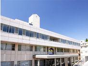 地域密着型の綺麗な病院です◎ 医療費補助制度など、お得な制度あり!不安な方は、職場見学に来てくださいね♪