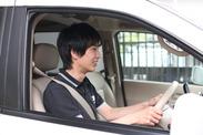 普通免許だけでOK!安全運転に自信がある方大歓迎!!アルバイトですが、雇用保険や社会保険にも入れて安定度バツグン◎