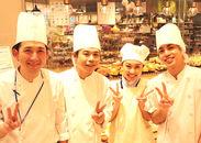 「パン作りに興味がある」「料理が趣味」そんな方にピッタリのお仕事★ あなたの手で美味しいモノを作っちゃいましょう♪