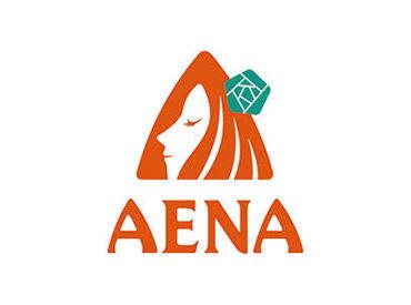 80~90%が女性スタッフ★ アエナにはプライベートと両立して働く方が たくさん活躍しています!