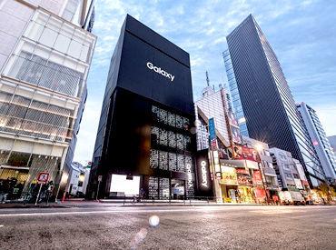 原宿駅徒歩5分の好立地◎ 仕事帰りにショッピングもできちゃいます!