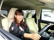 ★運転が好きな方、注目!★ 毎日いろんな車が運転出来て、とっても楽しいですよ♪ {社員割引あり}おトクに車を借りられます!