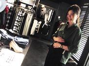 かっこいい店舗、ミュージック、いい香り…♪ 人気ブランドAZUL by moussyで一緒に働きませんか?