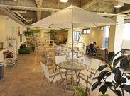 \オープニングとして働くなら今がチャンス/ まったりと時間を過ごせオシャレ空間Cafeで働きませんか♪*写真は既存店です。