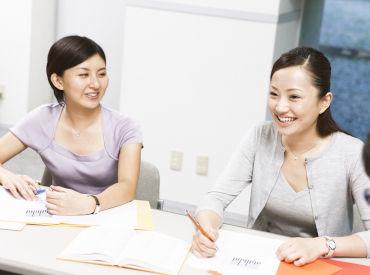 事務の経験を活かしたい方も、オフィスワークデビューしたい方も大歓迎♪プライベートも充実させて働けます。