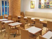 ホテルパームロイヤルNAHA内のイタリアンレストランでお仕事♪ビュッフェ形式だから、お仕事内容はシンプルです◎