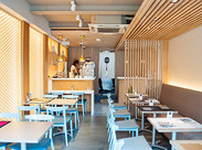 最高に楽しくて、オイシイ時間は、MICASADECO&CAFEが発信!一緒にお店を盛り上げるレギュラーになって下さい!
