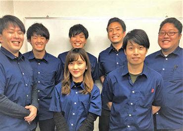 現在15名のスタッフが活躍中☆ 生徒と先生も仲良し◎ 働きやすさ満点の河浜塾で塾講師の お仕事を始めよう♪