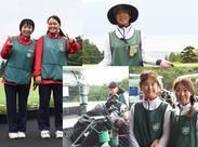 お客様がゴルフを楽しめるようサポートをお願いします! 知識や経験は必要ありません♪