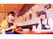≪毎日楽しい★エムズカフェ門司港店≫ 焼きカレーが大人気♪ まかない有!1食100円★