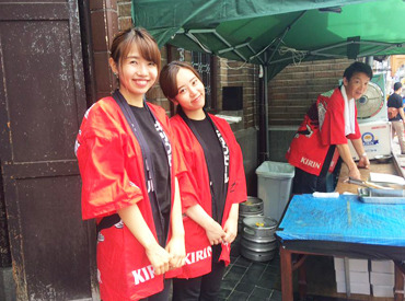 ≪飲食バイトの未経験歓迎≫ 鎌倉を散策中の方々に ホカホカ豚まんを販売♪ ちょっとした出会いも魅力のお仕事です☆