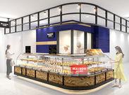 この秋、開業する新施設「渋谷スクランブルスクエア」にオープン! 貴重なお店の立ち上げに関われますよ♪