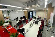 こぢんまりして整った環境で正社員を目指せる★キレイなオフィスも自慢のひとつ♪
