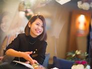 丸亀町グリーン周辺のキレイなお店で働きませんか☆*° ウェディング業界に興味がある方もお待ちしております♪