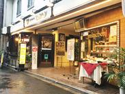 ≪創業70年の有名レストラン≫働きやすさ&居心地の良さがバツグン◎だから長続きしているスタッフが多いんです♪