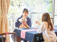 """今年7月にできたばかりペット同伴OKのプチリゾートホテル★"""" お客様に愛犬との快適で楽しい時間をご提供♪"""
