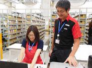 全国のCDショップへ商品をお届けする出荷に関する事務をお願いします!特別必要なスキルはナシ☆PC入力ができればOK♪