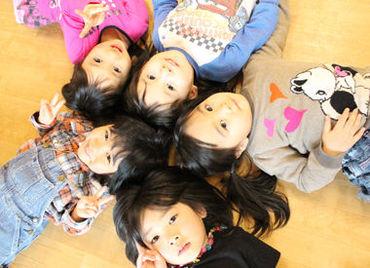 子どもたちとお散歩に行ったり、季節ごとのイベントを楽しんだり、かわいい笑顔に癒やされます* ☆.。