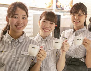 【カフェSTAFF】◆Cafeのオシゴトを楽しもう◆・選べるシフト時間・西武新宿駅スグ・未経験&初カフェもOKメリット盛りたくさん★