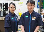 店長森田さん(写真右)の優しさもあり、お店の雰囲気◎それでも朝や昼の人が足りず、最近はシッカリ笑えていないそうです、、、