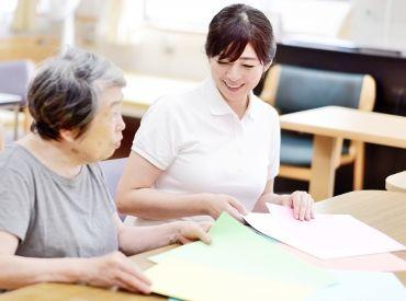 お仕事探しから、入職後のケアまでお任せください! 介護職思いの高時給でしっかり稼げます!