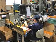 ◆西日本でつり革のシェアトップクラス◆ 『あ!これうちの商品だ!』電車に乗る度に嬉しくなりますよ♪ ≫安定企業で働こう≪