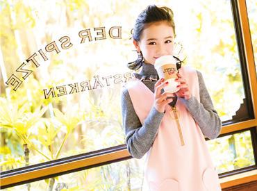 【子ども服の販売】*◆未経験から正社員も目指せます◆*『子どもが好き』『洋服が好き』という気持ちがあれば大歓迎(*'o'*)♪≫ノルマ一切なし!