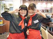 姫路駅前店の魅力は、 なんといっても≪仲の良さ◎≫ 学生が多いので、みんなで楽しみながら働いてます♪